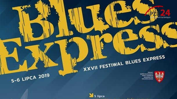 Blues Express tuż tuż